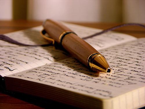 toll és írás