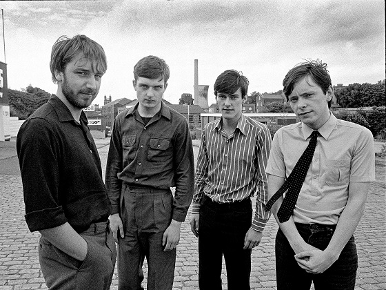 Portrait of Joy Division