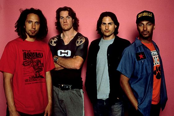 Music - Rage Against the Machine